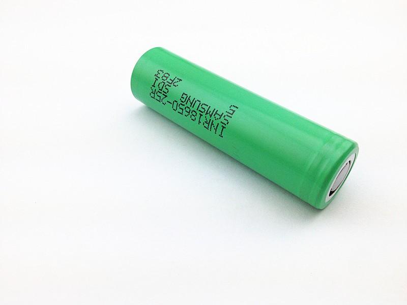 ถูก 5ชิ้นสำหรับซัมซุงเดิม18650 battery25R INR1865025R 20Aปล่อยลิเธียมbatteries2500mAhอำนาจบุหรี่อิเล็กทรอนิกส์แบตเตอรี่