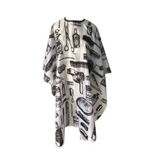 Pro Salon Hairdressing Cape Hairdresser Hair Cutting Gown Barber Cape Hair Cloth Waterproof(China (Mainland))