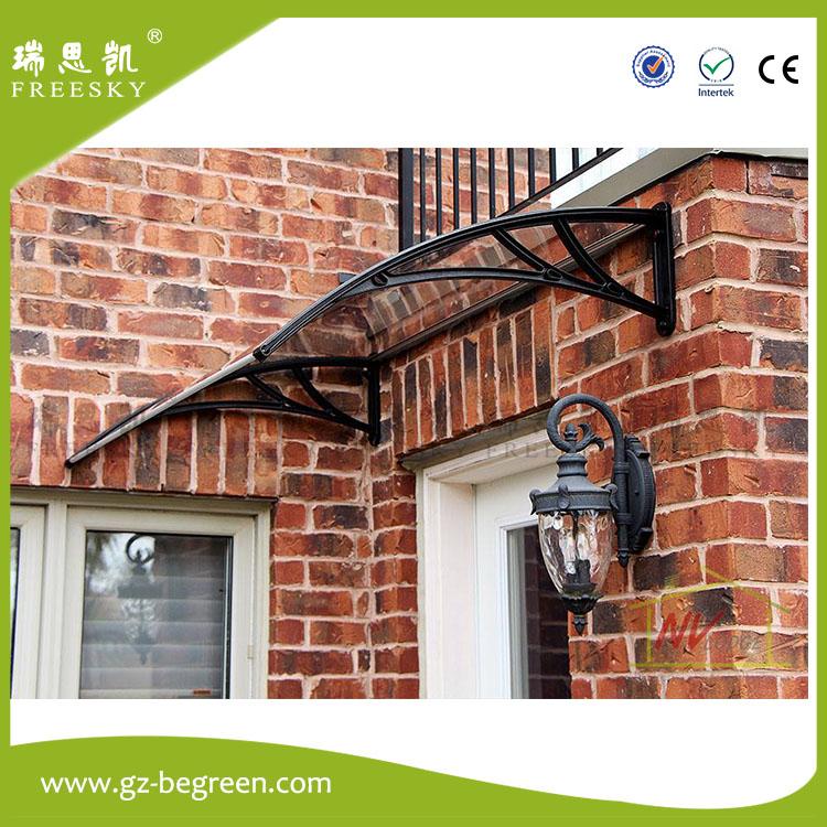 Online buy wholesale front door canopies from china front for Puertas para patio exterior