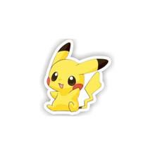 1 Buah Ikon Pokemon Pikachu Lencana Harajuku Acrylic Pin Lencana Anime Kartun Ransel Pin Ikon untuk Topi Tas Syal(China)