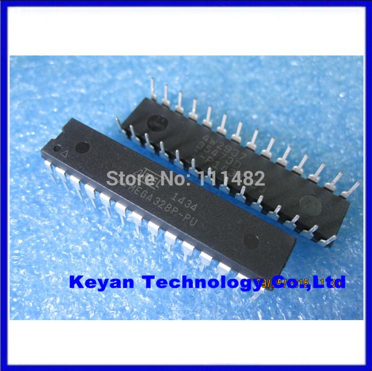5 ATMEGA328P ATMEGA328P-PU DIP-28 100% NEW - Keyan Technology Co.,Ltd store