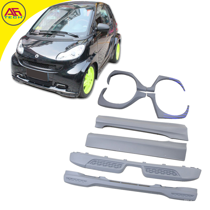 compare prices on smart car body kit online shopping buy low price smart car body kit at. Black Bedroom Furniture Sets. Home Design Ideas