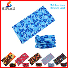LST-41 fashion300PCS Outdoor Headwear for unisex pattern Multifunctional Seamless scarf design different color coma bandana(China (Mainland))