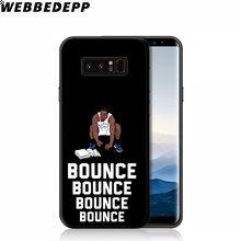WEBBEDEPP Kawhi Leonard 2 Ốp Lưng dành cho Samsung Galaxy Samsung Galaxy S10 S10e S9 S8 Plus S7 S6 Edge S9 Plus & j6 2018 Note 10 Plus 9 8(China)