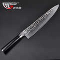 Japanese Hammered 33 Layers Hammered Damascus VG10 Chef Knife 9 5INCH Japan japanse koks mes cuchillos