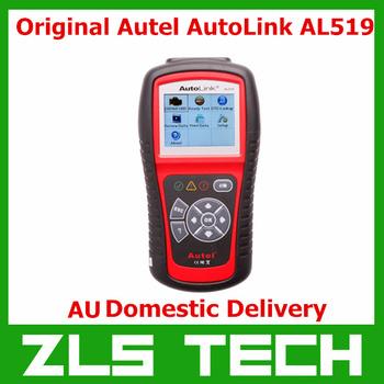 Original Autel AutoLink AL519 Auto Link AL519 OBDII/EOBD/OBD-II/CAN Diagnostic Scanner Tool Internet Updateable Multi-languages