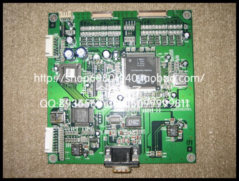 Free shipping! ! ! Original testing work 2202502501 E85792 LCD panels(China (Mainland))