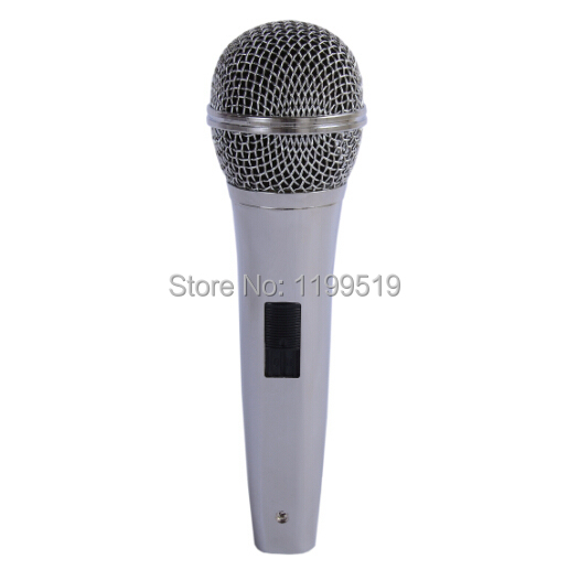 Handheld condenser microphone high quality metal body<br><br>Aliexpress