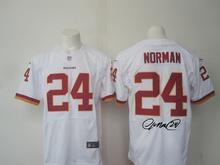 A+++ all stitched ,Washington Redskins signture #21 Sean Taylor 46 Alfred Morris #24 Josh Norman(China (Mainland))