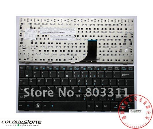 brand new laptop keyboards for ASUS EPC 1005HA EEE PC 1005 HA 1005 1005HD US Black keyboard (In stock)(China (Mainland))