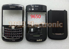 New Full Complete Mobile Phone Housing Cover Case+Enlish Keypad For BB BlackBerry  9650+ Tools+Tracking(China (Mainland))