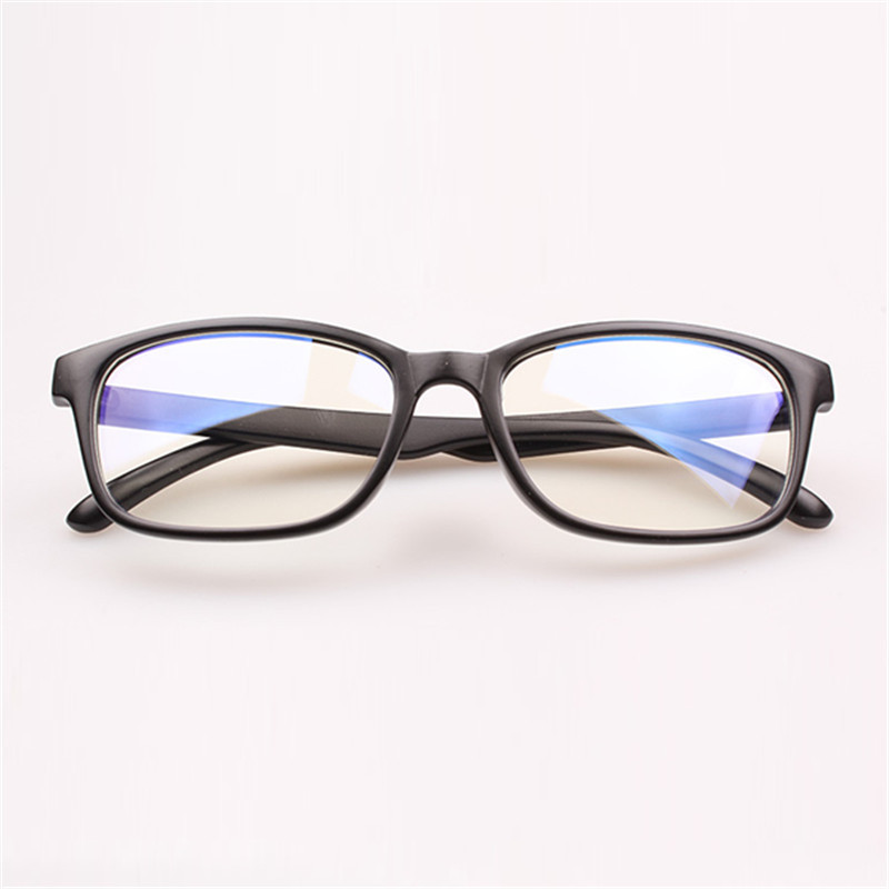 new clear lens hd computer glasses tv reading anti