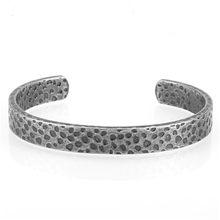Mcllroy cuff bangle bracelet women men stainless steel gold silver Pentagram titanium bangle love fashion bracelet femme 2019(China)