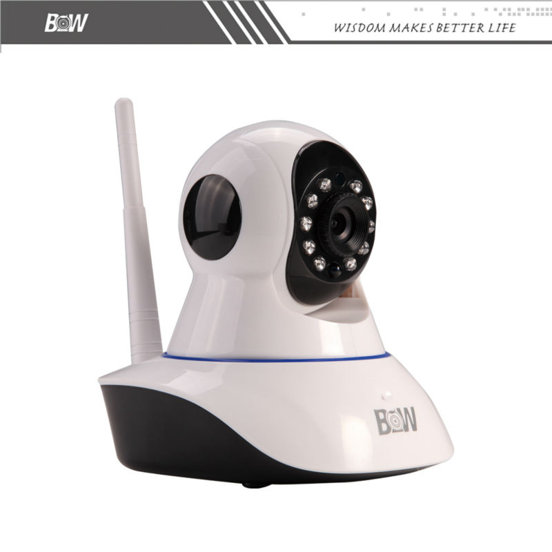 wireless wifi camera video surveillance camera ip 1080 720p hd 360 degree monitoring alarm. Black Bedroom Furniture Sets. Home Design Ideas