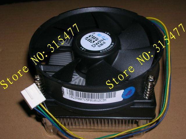 New PC 775 CPU COOLER FOR INTER LGA 775/Celeron-D/ Pentium 4/Core 2 Duo  DWPH: EC530HB-P 4-WIRES PWM