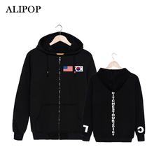 Buy ALIPOP Kpop Korean Fashion 2NE1 CL 2016 New Album Solo Concert Cotton Hoodies Hat Clothes Pullovers Sweatshirt PT298 for $25.55 in AliExpress store