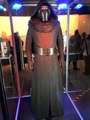 Star Wars 7 The Force Awakens Kylo Ren Adult Uniform Black Cloak Coat Moive Jedi Halloween