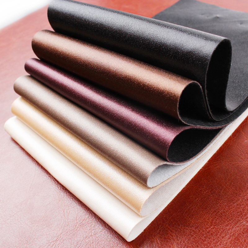 Leather bag fabric leather sofa fabric artificial leather sliding door diy handmade leather fabric(China (Mainland))