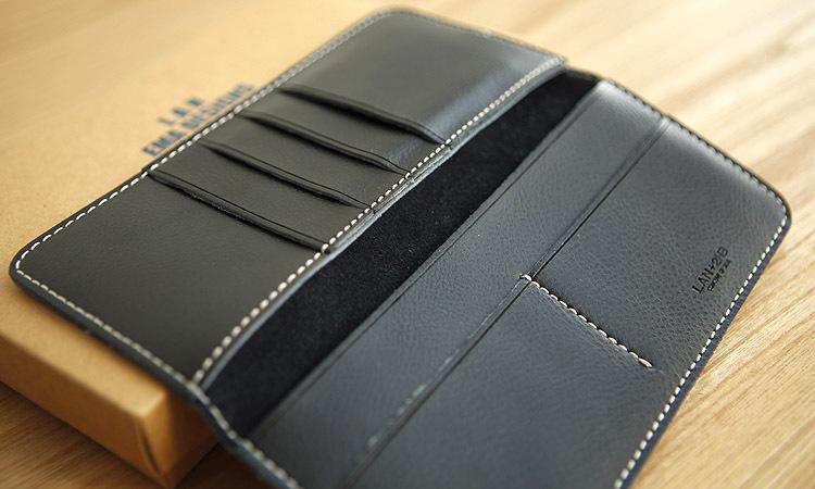 Бумажники мужские своими руками