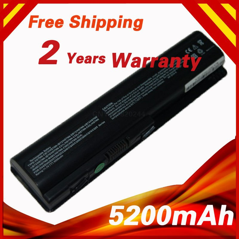 6 cells Laptop Battery for Compaq Presario Cq40 Cq41 Cq45 Cq50 Cq60 Cq61 Cq71 For HP G60 G61 G71 HDX X16-1000 HDX16t Series(China (Mainland))