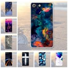 Buy Fundas Phone Bags Case Cover Sony Xperia M5 E5603 E5606 E5653 Soft TPU Animal Owl Dog Scenery Printed Case Xperia M5 for $1.02 in AliExpress store
