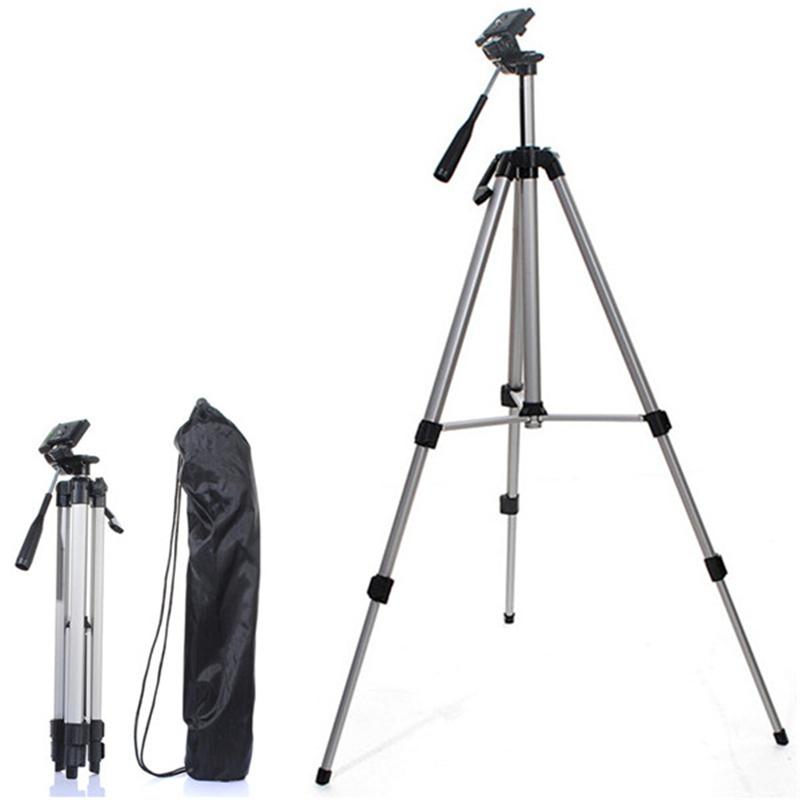 Protable Professional Camera Tripod Stand for Nikon D60 D70 D80 D3000 D3100 D3200 D5000 D5100 D5200 for Sony A6000 A7 A58 Nex-5n(China (Mainland))