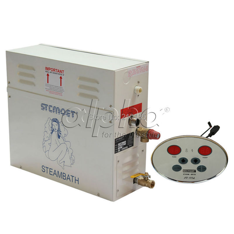 Free shipping 8KW380-415V 50HZ automatic drain residential/commercial  Best effective-cost steam generator 2 years guanratee<br><br>Aliexpress