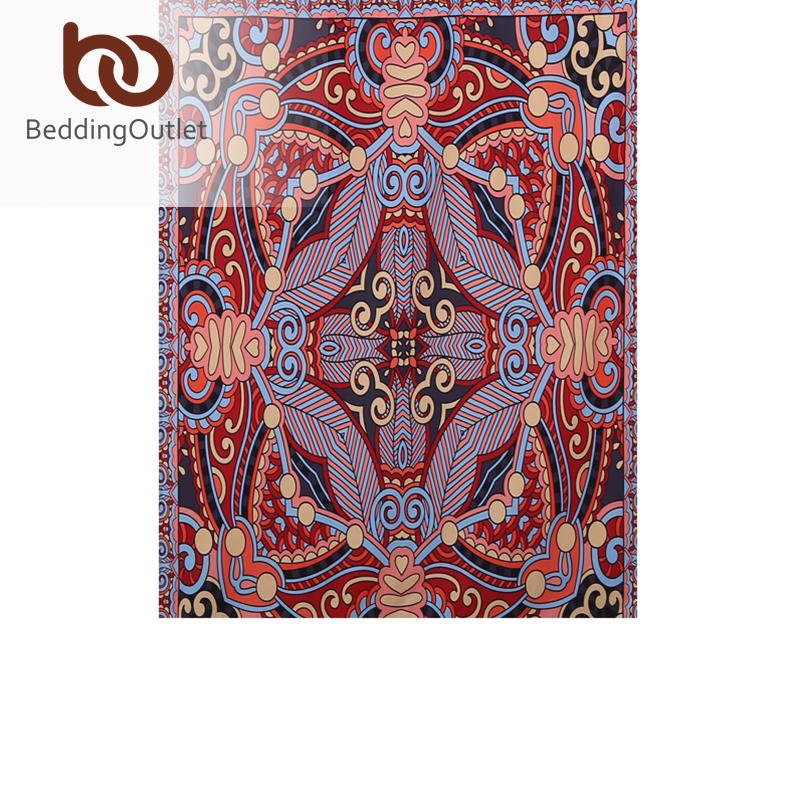 Beddingoutlet mandala tapestry sheet printed hanging for Fomic sheet wall hanging