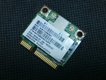 for HP BroadCom BCM943224HMS BCM43224 half MINI PCI-E Wlan WIFI Wireless Card 582564-001 518434-001(China (Mainland))