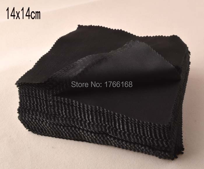14x14cm 170gsm Black Microfiber Cleaning Cloth for Spectacle Lens Screen Camera 100pcs/LOT Custom logo Eyewear cleaning cloth(China (Mainland))
