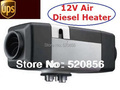 Free Shipping New Desigh 2kw 12V Auto Air Parking Heater Air Diesel Heater For Car Boat
