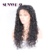 Sunnymay Hair 8A+ Grade Indian Remy Human Hair Stock Curly Glueless Cap Full Lace Wigs/Lace Front Wig Hair Lace Wigs