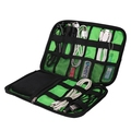 Новый электронный аксессуары дорожная сумка нейлоновые мужские организатор путешествий для линии перемены дат SD карты USB кабель цифровых устройств мешок