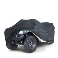 New Universal Quad Bike ATV Cover Parts Motorcycle Car Covers Dustproof Waterproof Resistant Dustproof Anti-UV Size 3XL(China (Mainland))