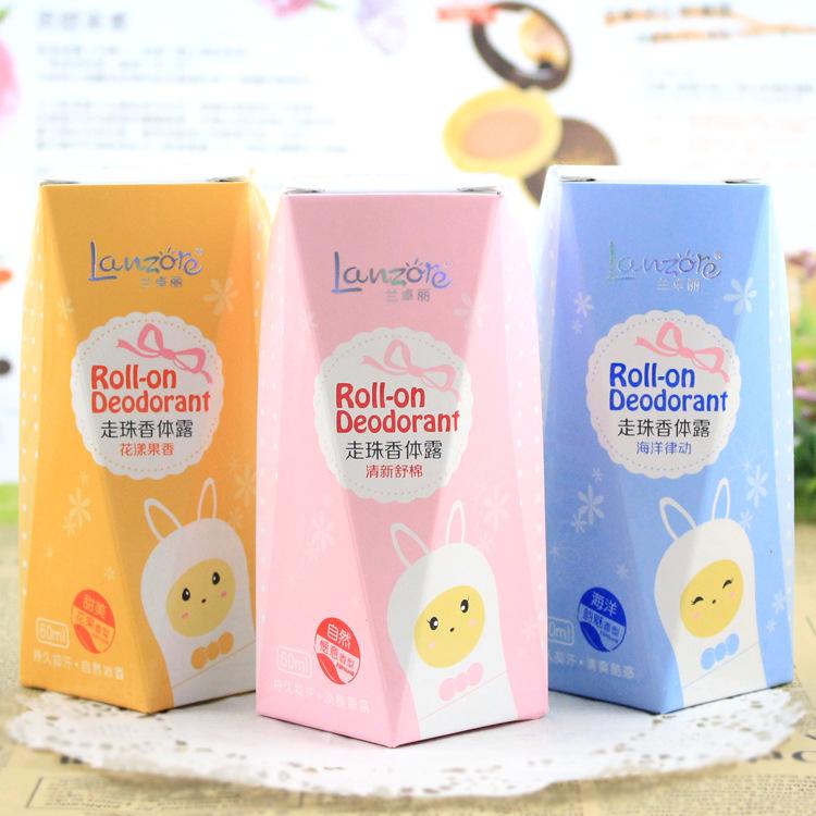 Мэн кролик мяч антибактериальный дезодорант лосьон для тела г-жа Lu подмышечный анти-запах кроме a lot месте