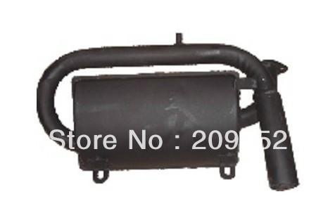 Muffler,silence for 186F 9hp diesel engine,5kw/6.5kw Diesel Generator<br><br>Aliexpress