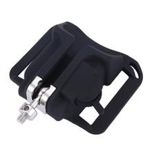 For Canon 600D 700D 650D for Nikon D5300 D7000 D800 Camera Quick Strap Holster Hanger Waist Belt Buckle Button Mount Cheap Sale