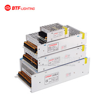 12V 1A/3A/5A/6.5A/8.5A/10A/12.5A/15A/16.5A/20A/25A/30A/40A/50A/60A Switch LED Power Supply Transformer(China (Mainland))