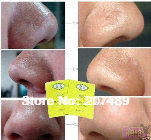 magic Facial deep Cleansing Pad Face Nose herbal Blackhead Remover mask face health beauty care pads