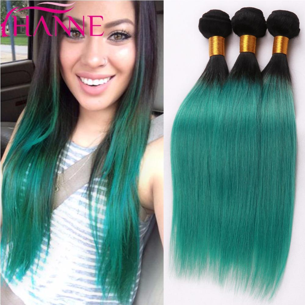 Green Hair Extensions