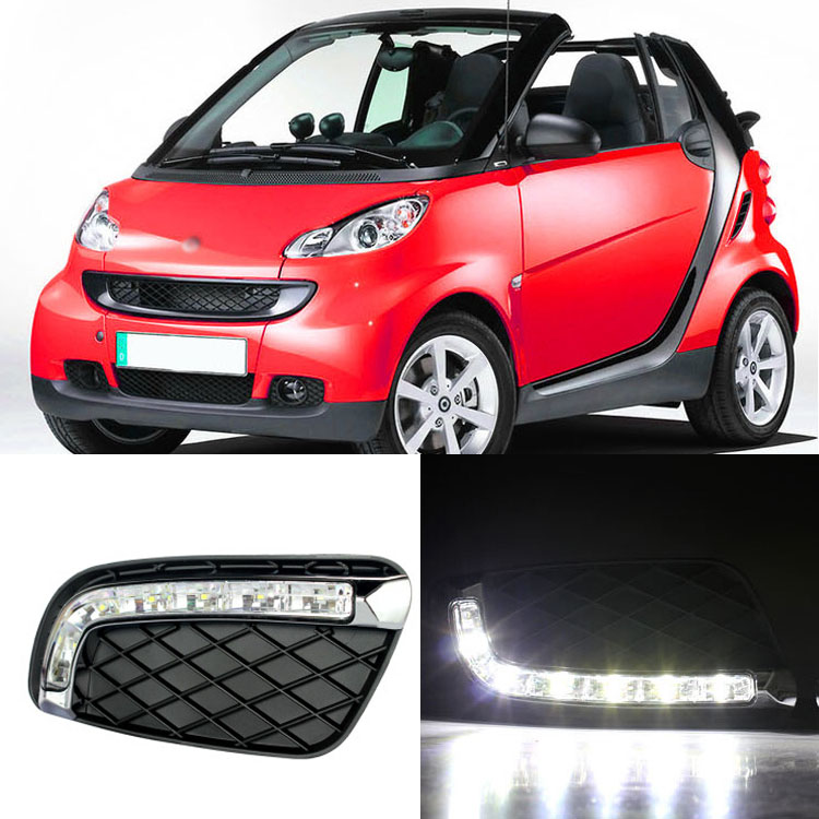 popular smart fortwo fog lights buy cheap smart fortwo fog lights lots from china smart fortwo. Black Bedroom Furniture Sets. Home Design Ideas