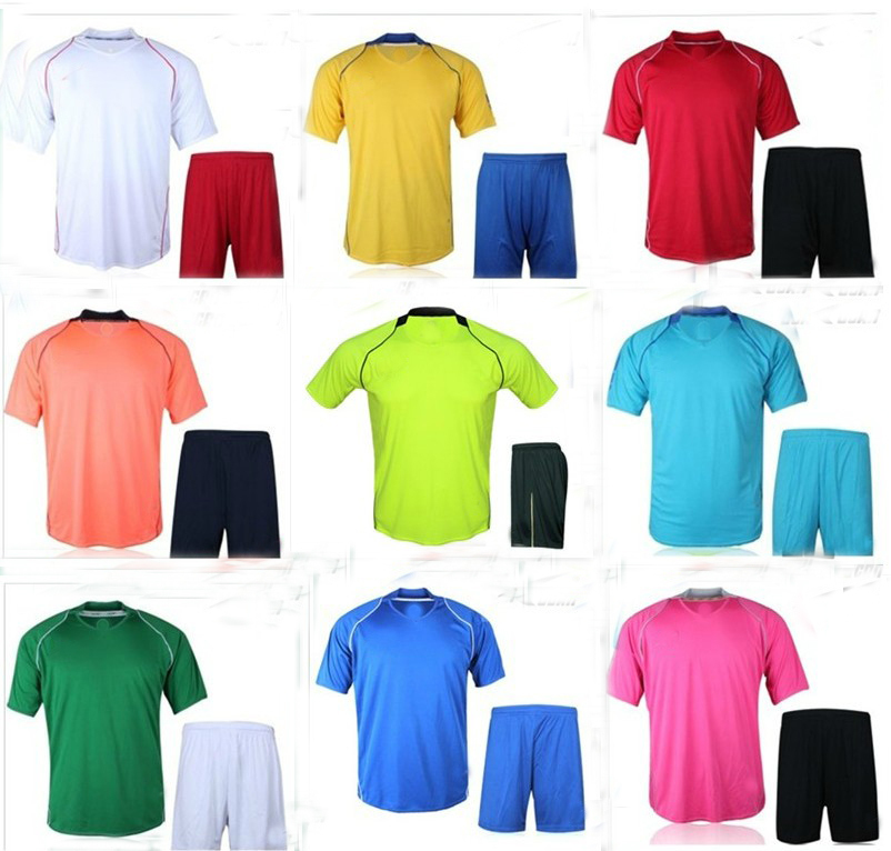 White board training suit soccer training suit soccer jersey thailand quality 13 14 soccer jersey 2014 thailand quality(China (Mainland))
