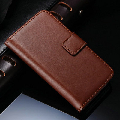 Leather Case iPhone 4 4s Luxury stand design Credit card slot Flip Pouch 2 Styles 10 pcs/lot - Tomkas Official Store store