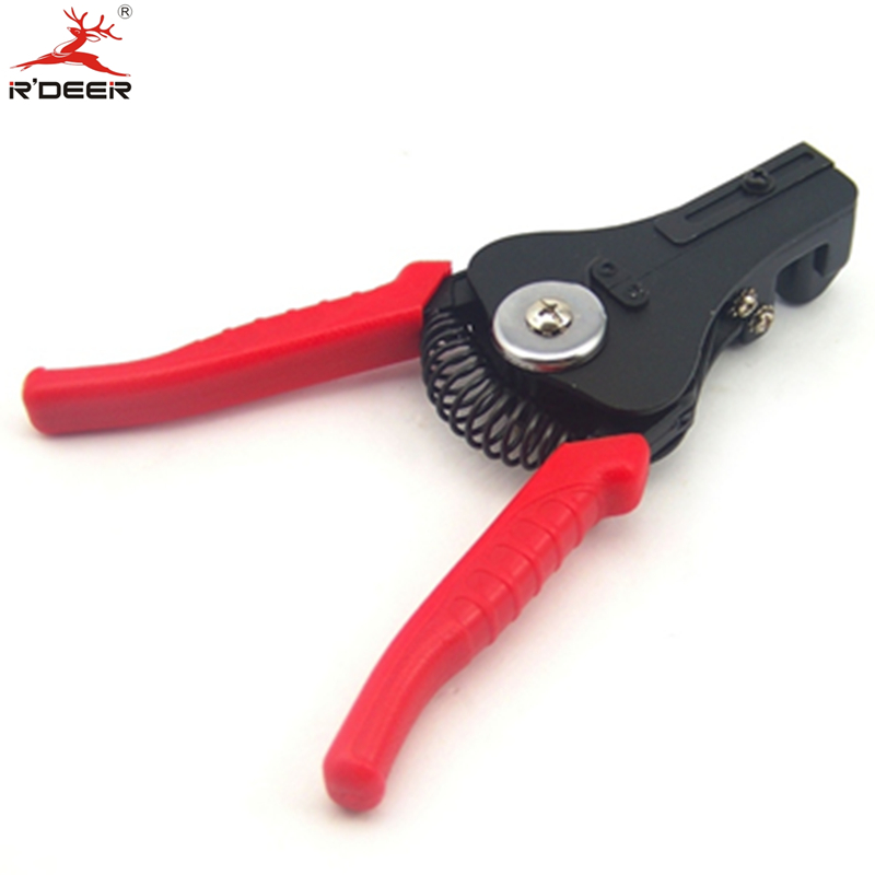 Wire Stripping Pliers Automatic 1.0/1.6/2.0/2.6/3.2mm Crimping Tool Multipurpose Durable Hand Tools<br><br>Aliexpress