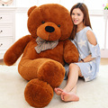 Giant teddy bear soft toy 200cm 2m huge large big stuffed toys animals plush life size