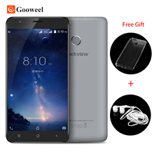 """Blackview E7S Fingerprint ID Mobile Phone 5.5"""" HD IPS MTK6580 Quad Core smartphone 2GB RAM 16GB ROM Android 6.0 3G Cell phone(China (Mainland))"""
