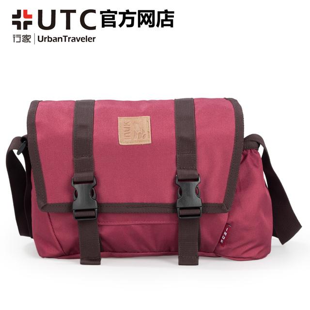 Utc inuk vintage claretred re for tr o messenger bag messenger bag new arrival bag