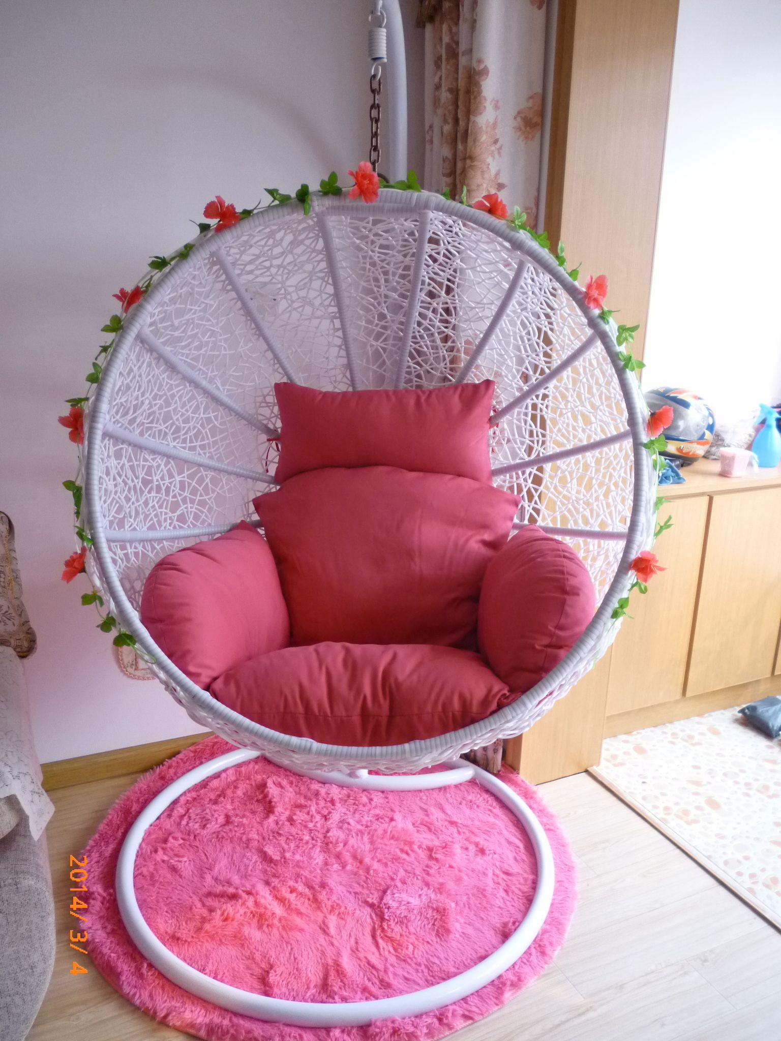 Hanging chair indoor cheap popular hammock chair indoor for Cheap hanging chairs