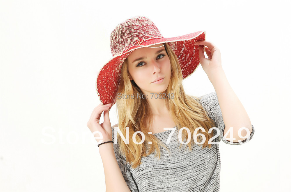 ,2014 new arrivel,summer hat,beach hat,handmade paper hat,ladies cap,fashion cap,women's hat - ELLEN FASHION ACCESSORIES store