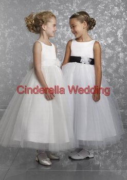 Children's dress  Flower girl dress   girl's gown & Children's DressHT01238